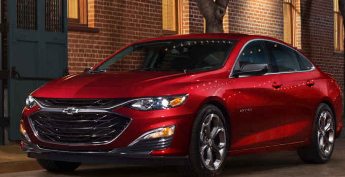 What Does A 2022 Chevy Malibu Look Like