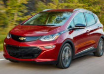 2022 Chevy Volt Driver Confidence Package, Differences, Exterior Colors