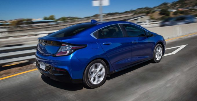 2022 Chevrolet Volt Inventory, Lease, Manual