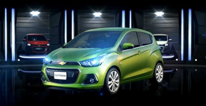 2022 Chevy Spark Review, Mpg, Oil Type