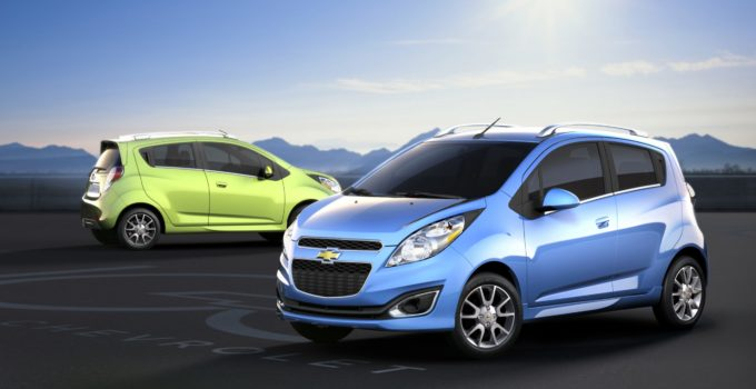 2022 Chevy Spark Price, Pictures, Base Model