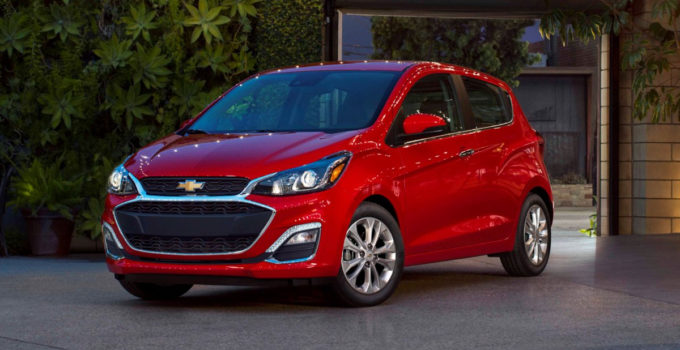 2022 Chevy Spark Manual Review, Maintenance Schedule, Near Me