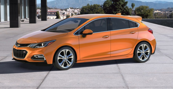 What Does A 2022 Chevy Cruze Look Like