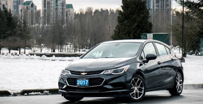 2022 Chevy Cruze Navigation, New Features, Oil Capacity